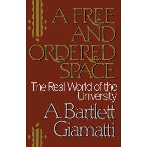 Giamatti Bartlett, WW Norton & Co. New York, 1988